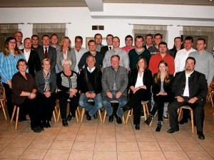 Die 28 Kandidaten für die Kommunalwahl 2014 in Hepberg