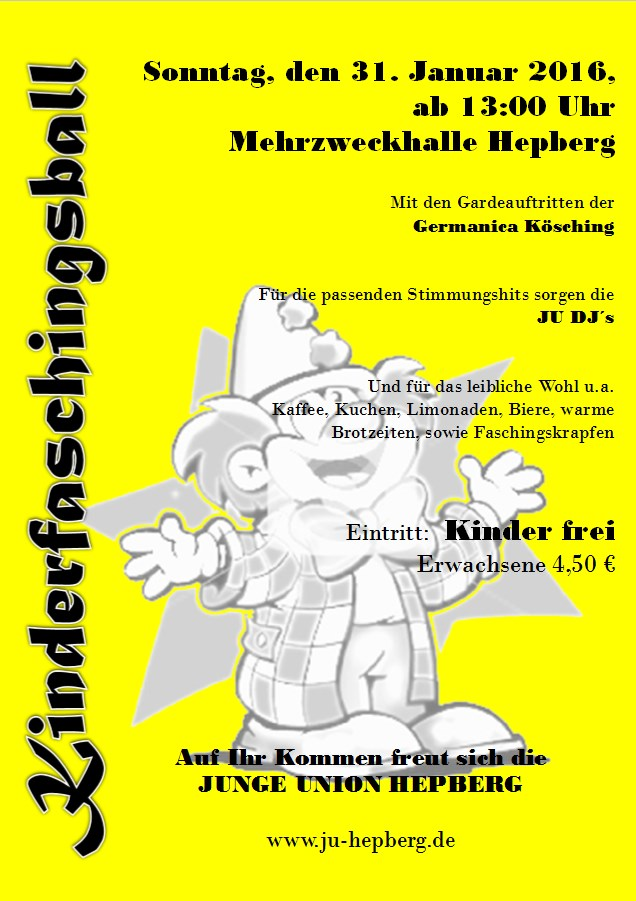 kinderfasching_2016